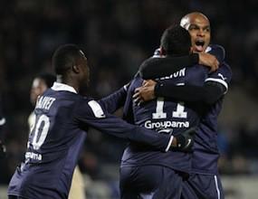 Очаквани победи за Бордо и Ница