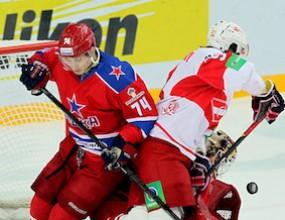Фенове се бият с полицията след хокей в Москва (ВИДЕО)