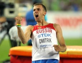 Дмитрик оглави световната ранглиста в скока на височина