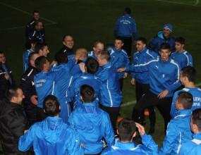 """Петима от """"сините"""" отпаднаха за втория лагер в Кипър"""