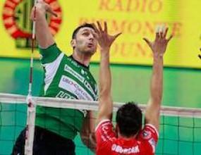 Соколов и Кунео гонят 5-та поредна победа в Италия срещу Пиаченца! Гледайте мача ТУК!!!