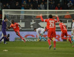 Сензация в Лига 1: Нанси удари Марсилия като гост (видео)