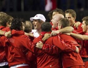 """Канада елиминира от """"Купа Дейвис"""" петкратния шампион Испания"""