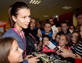 Пиронкова със спад от три места в световната ранглиста