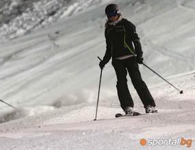 Ски националите тренират за световното в Шламдинг