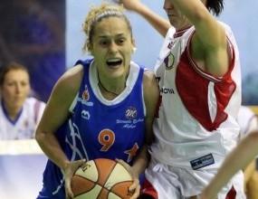 Даниела Георгиева с 10 точки при успех на Маргера