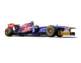 Торо Росо представиха STR8