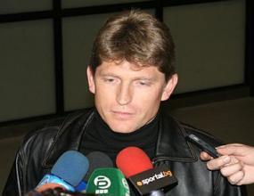 Стойчо Стоилов: Съставът на националния е признание за работата в Литекс