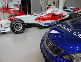 Тойота се връща във Формула 1 като Lexus