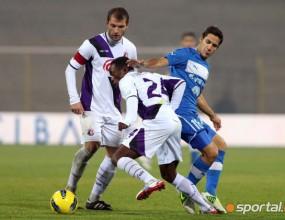 Етър изгони още двама българи - в отбора останаха само трима
