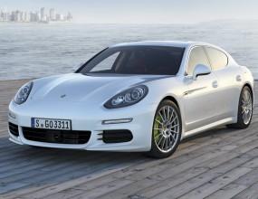 Новото Porsche Panamera с турбо V6 и Plug-in Hybrid (Видео)