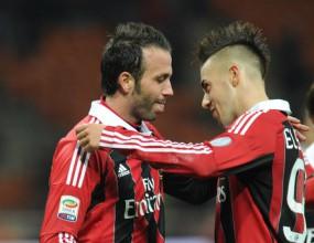 Милан загря с 14:0 за Фиорентина