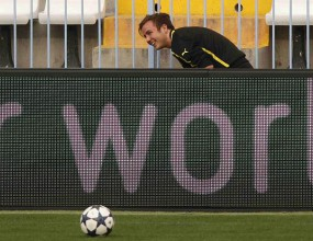 Вижте как Гьотце шокира футболната общественост (видео)