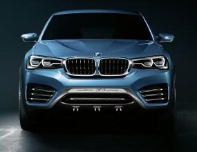 BMW Concept X4 - официално представен (Галерия)