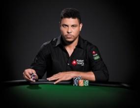И Роналдо започва да джитка в PokerStars