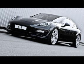 Porsche Panamera Super Sport Wide Track