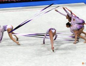Ансамбълът на България за девойки се класира за финала в многобоя
