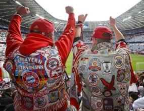 Мюнхен вече празнува титлата на Байерн