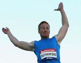 Олимпийският шампион Грег Ръдърфорд с победа в Мелбърн
