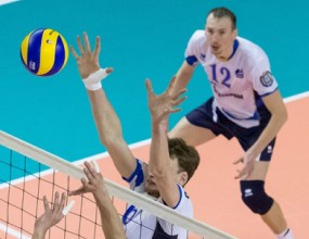 Сергей Шулга играл със счупен пръст при победата на Газпром над Искра с 3:0 (ВИДЕО)