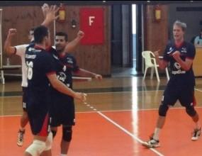 Венци Георгиев и Ники (Либаново) започна с победа в плейаутите в Гърция
