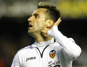 Последната минута се оказа щастлива за Валенсия (видео)
