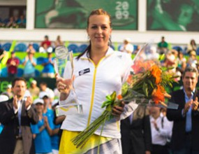 Павлюченкова триумфира с трета титла в Монтерей