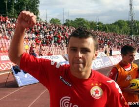 Мораеш съди ЦСКА - не бил получил процент от трансфера в Металург