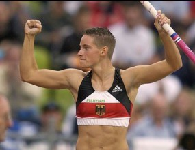 Германската армия платила за пенис на атлетка