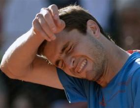 Жил Симон отпадна в първия кръг в Монте Карло