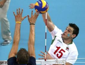 Тодор Алексиев на линия за Световната лига