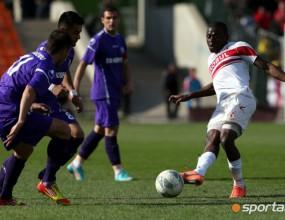 Нджонго: Много искам да вкарам гол