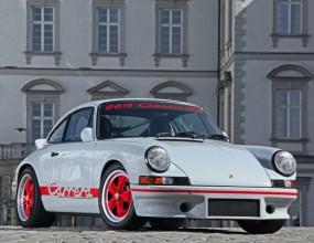 Германски тунери пресъздават класическото 911 Carrera RS