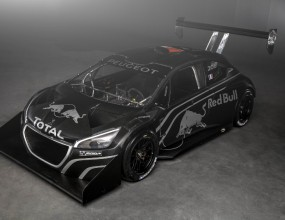 Пежо представят новата кола на Льоб за Пайкс Пийк