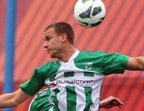 Венци Христов е футболист на феновете на Берое за март