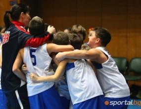 """Баскетболният фестивал """"Красимира Гюрова"""" започва на 19 април"""