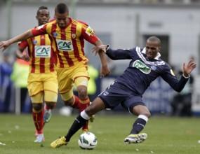 Бордо пречупи Ланс в голово шоу и продължава на 1/2-финал