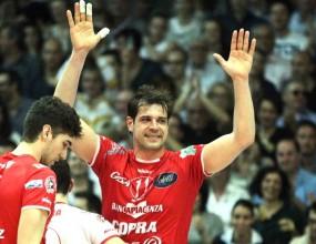 Христо Златанов и Пиаченца детронираха Мачерата след 3:1 (ВИДЕО + ГАЛЕРИЯ)