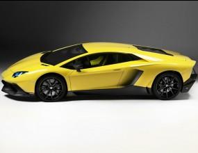 Lamborghini Aventador LP720-4 50 Anniversario (Снимки)