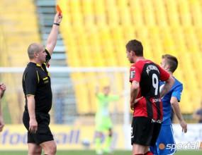 Обявиха наказанията за червените картони на Левски - Локо Сф, Михелич аут за Литекс