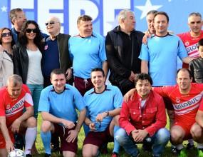 Легенди на ЦСКА натупаха отбор на ГЕРБ