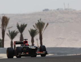 Райконен първи във втората тренировка в Бахрейн