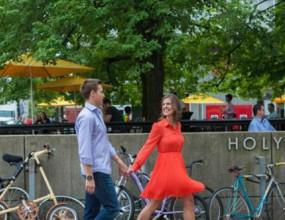 Младоженци губят по един крак от атентата в Бостън