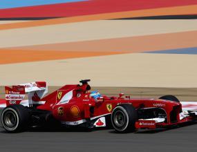Алонсо най-бърз преди квалификацията в Бахрейн