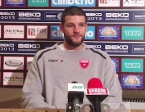 Представиха Деян Иванов като играч на Варезе