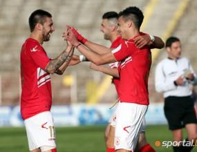 Групата на ЦСКА за мача със Славия