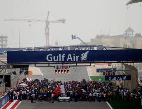 Стартовата решетка за Гран при на Бахрейн след наказанията