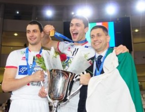 Радо Стойчев: Оставам в Тренто, Матей и Цецо също