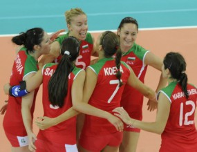 13 волейболни националки започват от днес подготовка във Варна