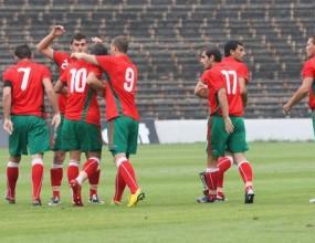 Промяна в мачовете на юношеските национали в Португалия